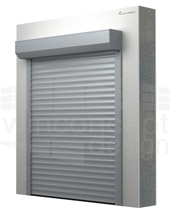 Puertas de garaje tipo persiana winconcept design - Puertas de persiana ...